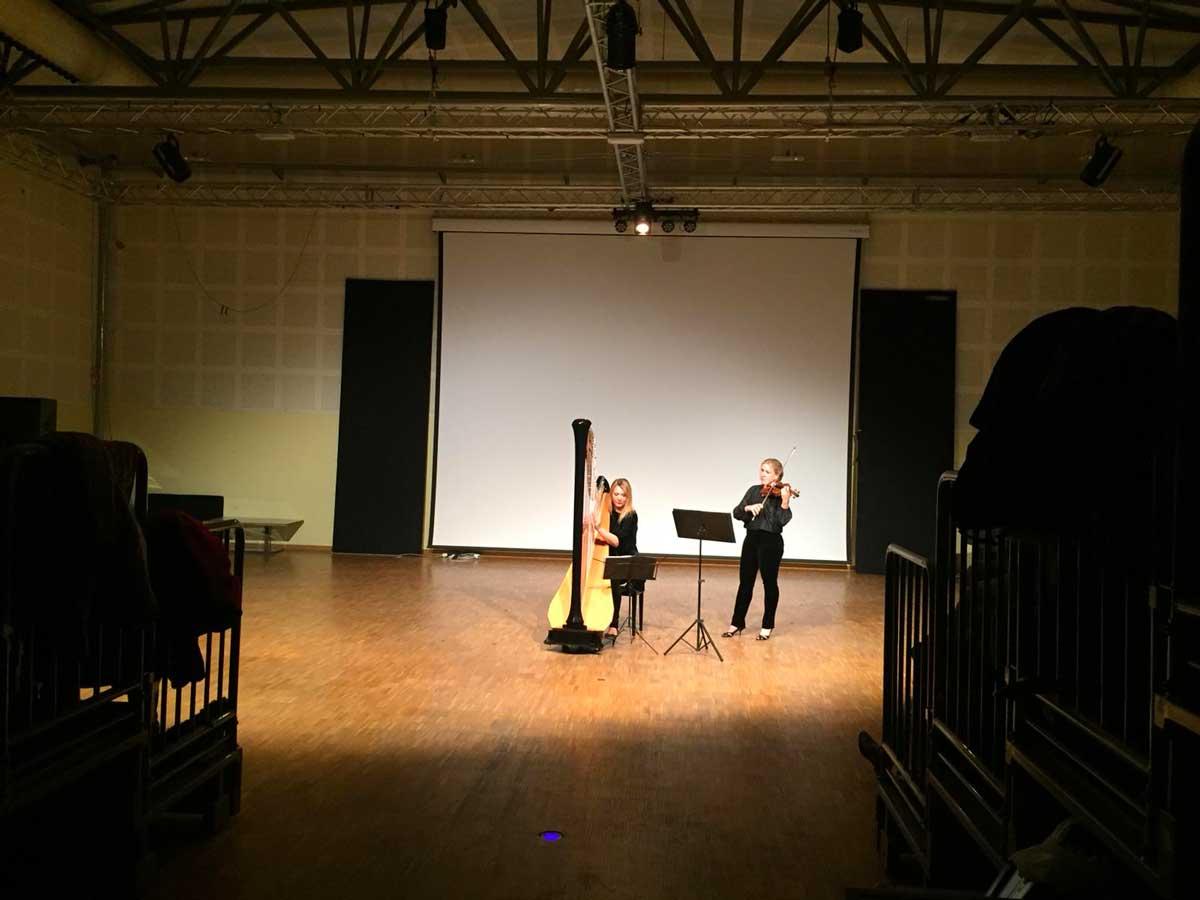Concerti Aperitivo Aosta 2018 - Neuvo Tango
