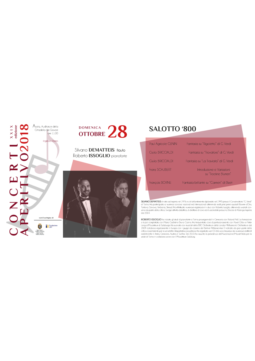 Concerti Aperitivo - Aosta - Flyer_2