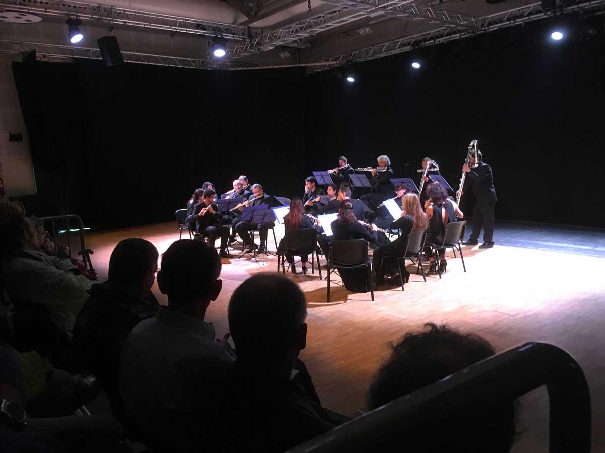 Concerti Aperitivo Aosta 2018 - Zephirus